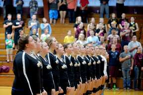 Dryden at Deckerville — Volleyball 2017