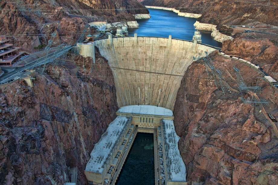 $3 billion plan would turn Hoover Dam into giant battery - SFGate