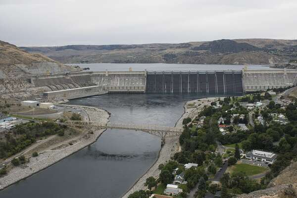 Grand Coulee Dam; Grand Coulee, Washington