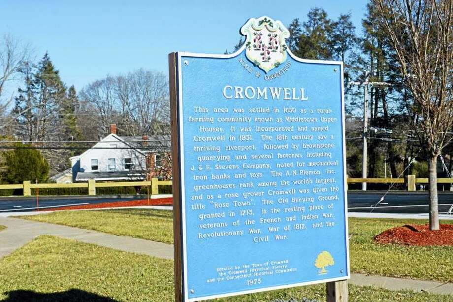 Town Of Cromwell Photo: Middletown Press File Photo