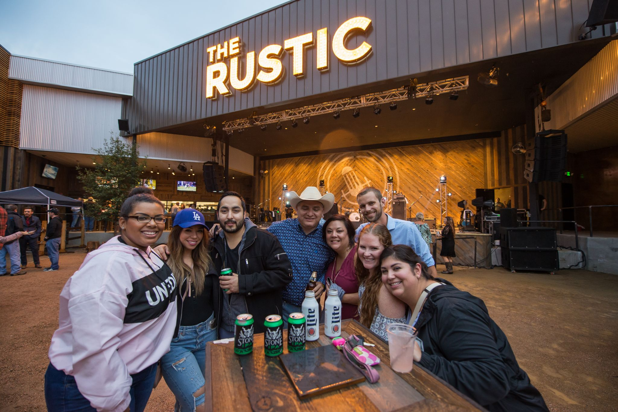Fire Department Forces The Rustic To Close 1 Day After