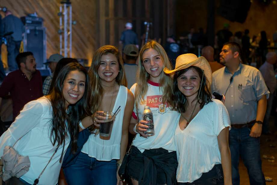 San Antonio's massive food and drink complex The Rustic made its grand opening Thursday, Sept. 28, 2017, with an invitation-only party. Singer and part owner Pat Green also performed at the grand opening. Photo: Kody Melton, For MySA.com