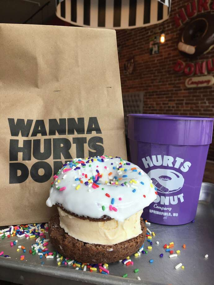 Hurts Donut Launches In Katy On Wednesday Houston Chronicle