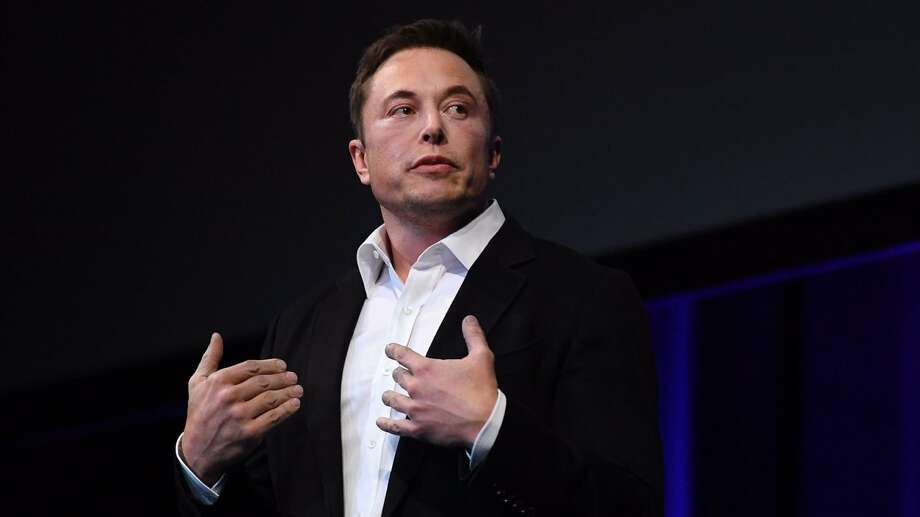 """Entrepreneur Elon Musk, who has long dreamed of creating a human colony on Mars, is planning to build a new rocket ship code named """"BFR"""" capable of traveling anywhere on Earth in under an hour. Photo: Mark Brake 