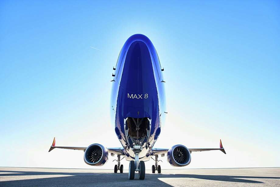 Southwest Airlines will begin flying its Boeing 737 Max 8 aircraft on Sunday, Oct. 1, 2017. Photo provided by Southwest Airlines. / Ashlee Duncan/Southwest Airlines