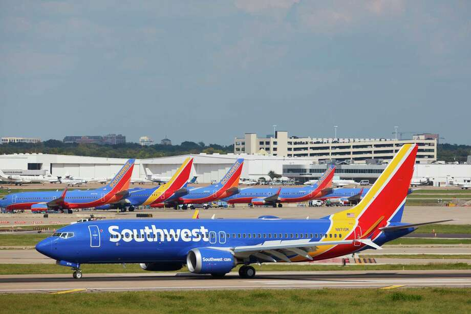 Southwest Airlines just launched a massive three-day sale that includes flights out of San Antonio.Swipe through to see some nonstop flights out of the city.  Photo: Courtesy Of Southwest Airlines / Ashlee Duncan/Southwest Airlines