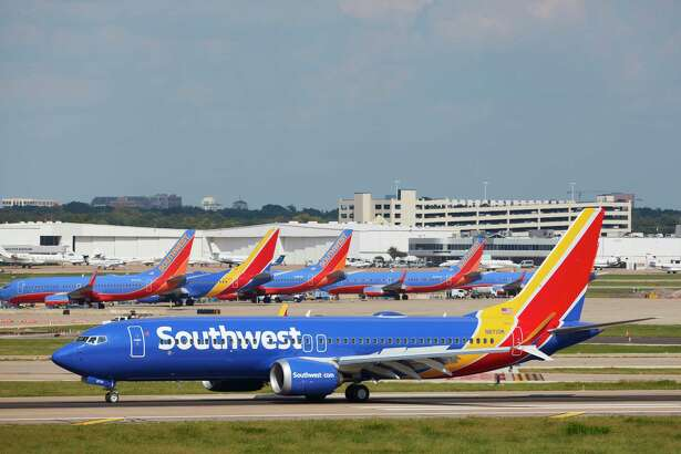 Southwest Airlines will begin flying its Boeing 737 Max 8 aircraft on Sunday, Oct. 1, 2017. Photo provided by Southwest Airlines.