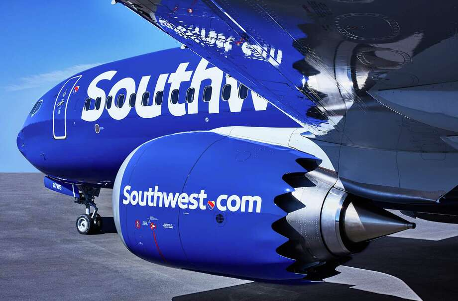 Southwest Airlines will begin flying its Boeing 737 Max 8 aircraft on Sunday, Oct. 1, 2017. Photo provided by Southwest Airlines. Photo: Ashlee Duncan, Southwest Airlines / Ashlee Duncan/Southwest Airlines
