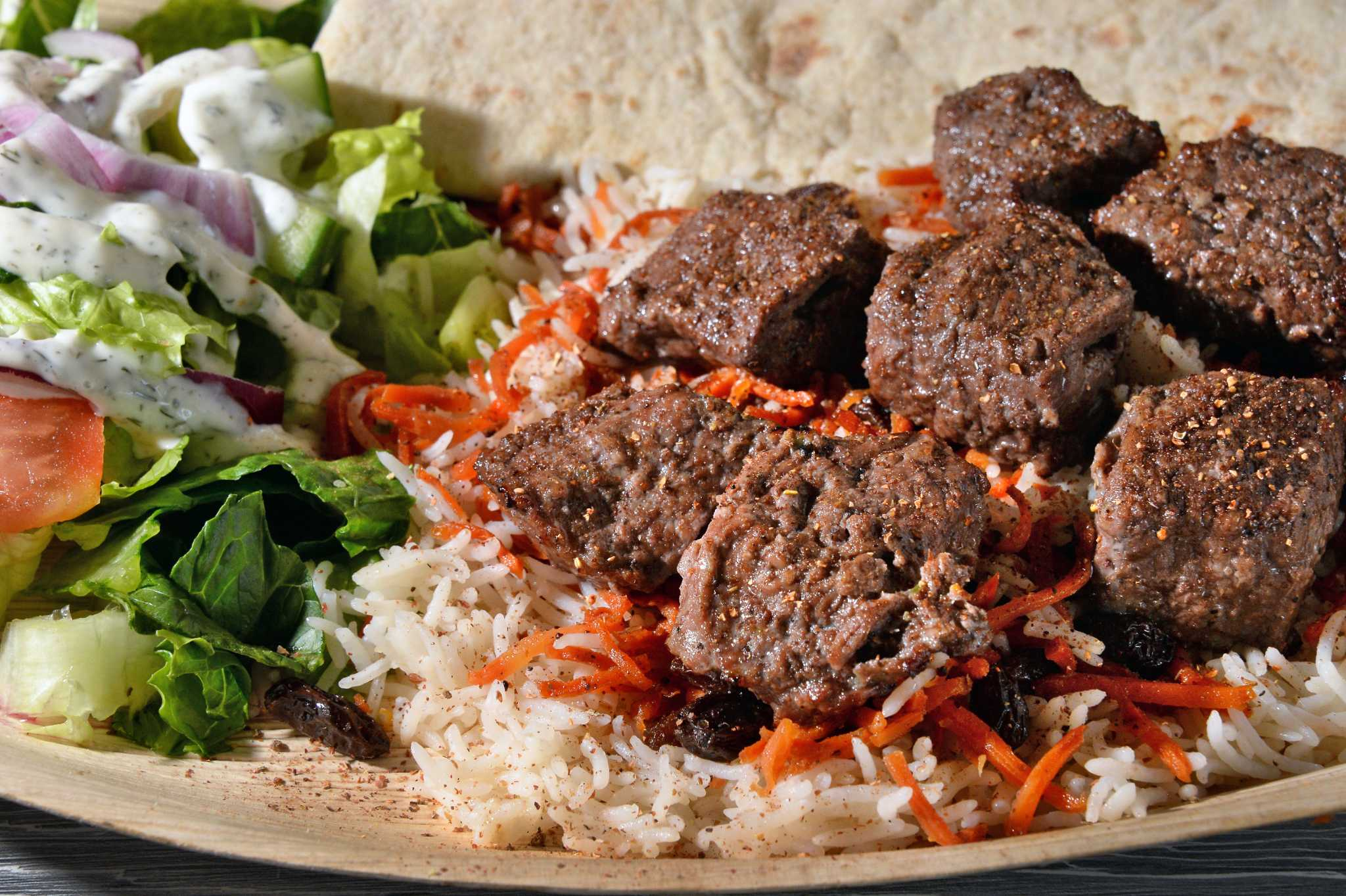 Restaurant Review Afghanistan For Americans At Zaitoon Kitchen
