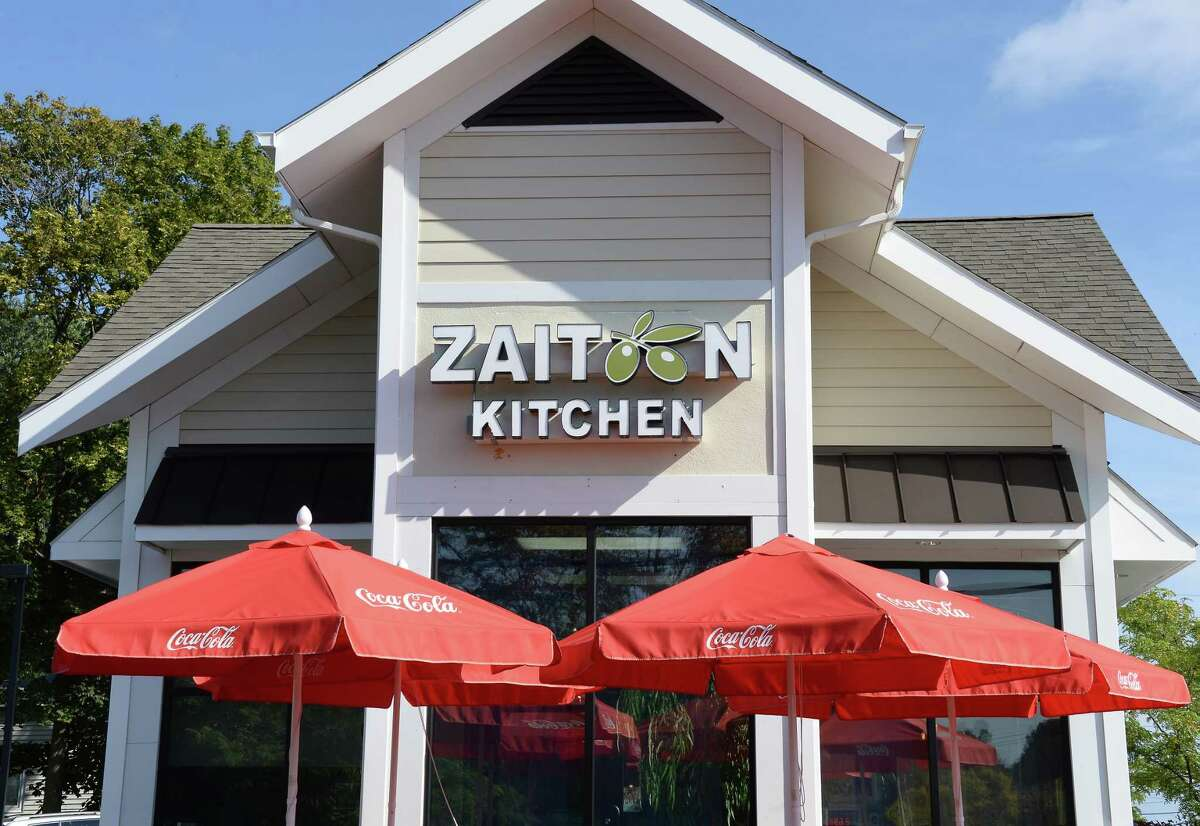 Zaitoon Kitchen at 471 Troy-Schenectady Road Tuesday Sept. 19, 2017 in Colonie, NY. (John Carl D'Annibale / Times Union)