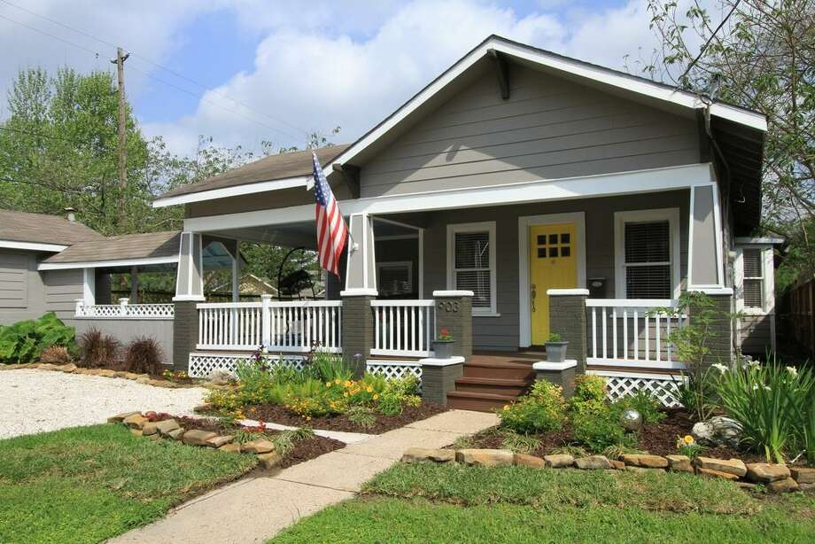 903 E. GibbsList price: $469,000Open house dates:Saturday, Sept. 30: 1 to 3 p.m. Photo: Houston Association Of Realtors