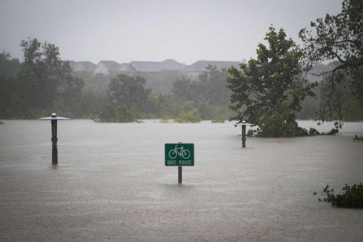 The city of Houston, for example, has experienced a 167 percent increase in the intensity of heavy downpours between 2005-2014 as compared to 1950-1959.