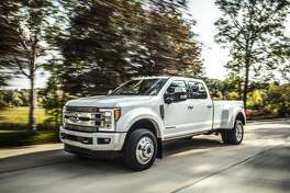 Ford's new F-Series Super Duty Limited made waves this week after Ford unveiled it, topping out at $94,000 if every bell and whistle gets added on. Don't let the price fool you, that F-450 Limited can still tow more than 30,000 pounds if needed.