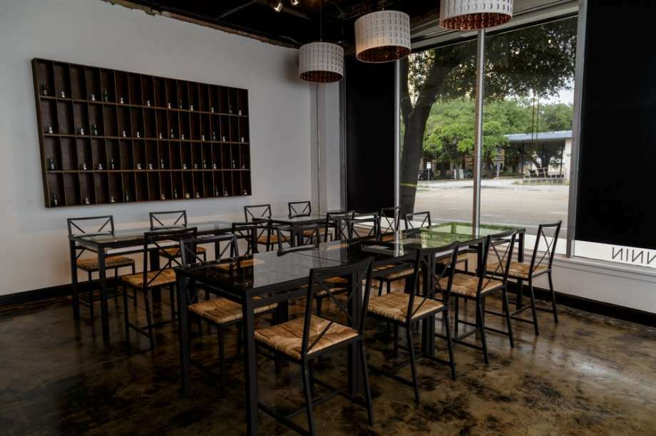 Momo Food + Wine, 4104 Fannin, will infuse Midtown's dining scene with international flair. Photo: Matthew Kelly/Phuture Photography