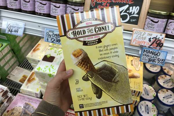 SFGATE taste tested some of Trader Joe's pumpkin-flavored items.
