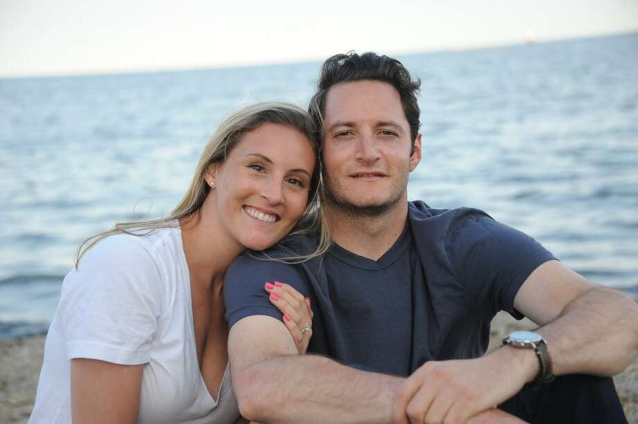 Alison M. Treuer and Adam L. Spunt Photo: / Contributed Photo