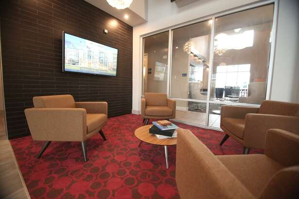 Development firm NRP Group celebrated the grand opening this week of The Kennedy at Brooks, a 306-unit apartment complex that adds to the growing Brooks community on the South Side.