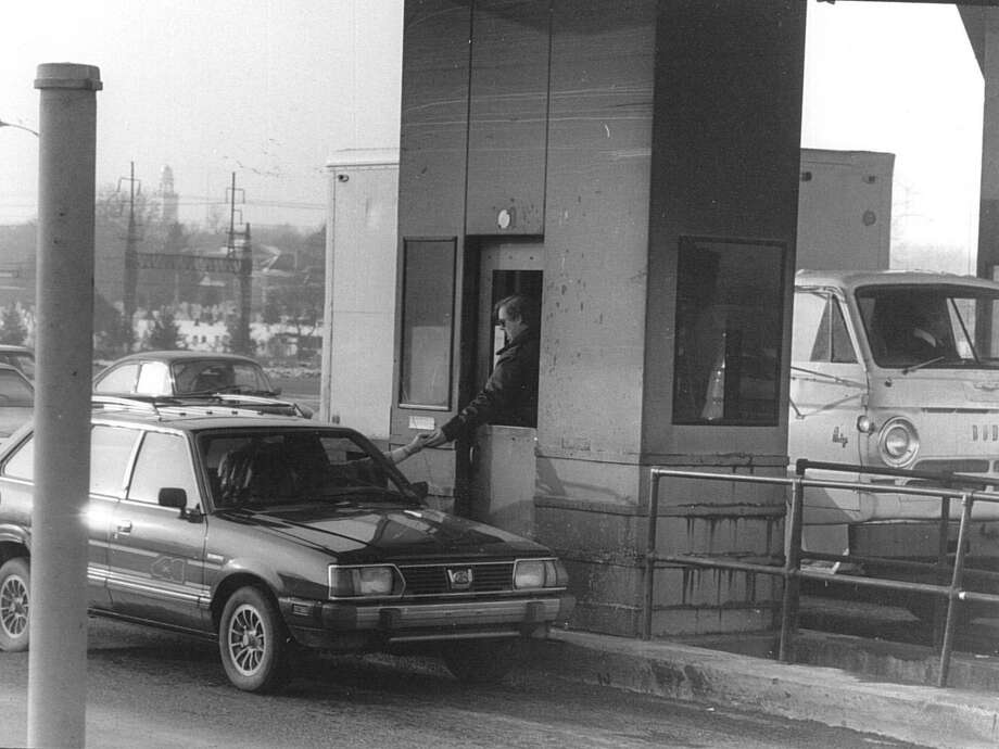 I-95 history: tollsUntil 1985, tolls were in place on I-95 in Connecticut. They were dismantled following a fatal accident at a toll plaza in Stratford in 1983. Photo: File Photo / Connecticut Post file photo