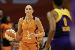 Diana Taurasi was named to the All-WNBA second team, tying the league record for most career All-WNBA honors.