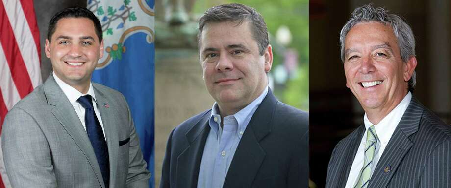 State Reps. Michael Ferguson, Will Duff and Richard Smith. Photo: / Submitted Photos