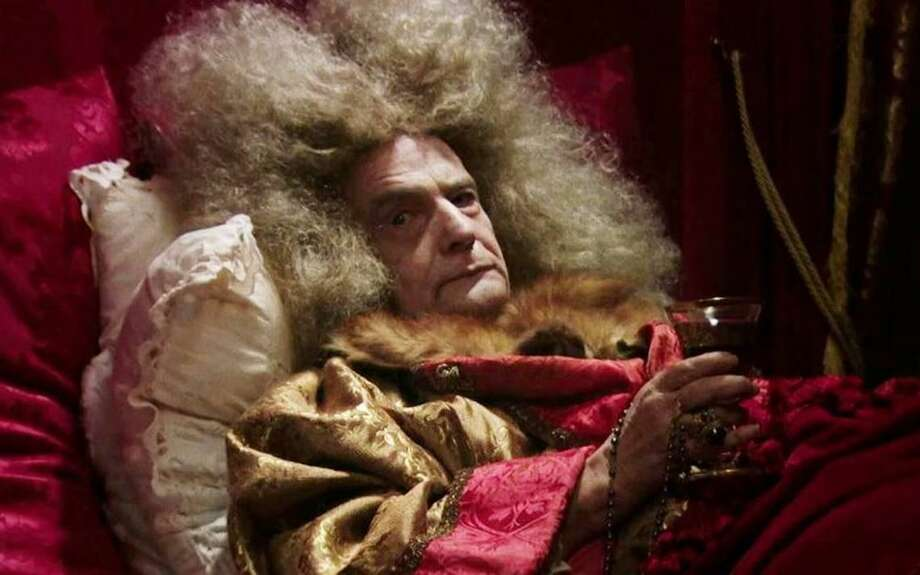 "French cinema icon Jean-Pierre Leaud plays the title role in ""The Death of Louis XIV."" Photo: Contributed Photo / Cinema Guild / Connecticut Post Contributed"
