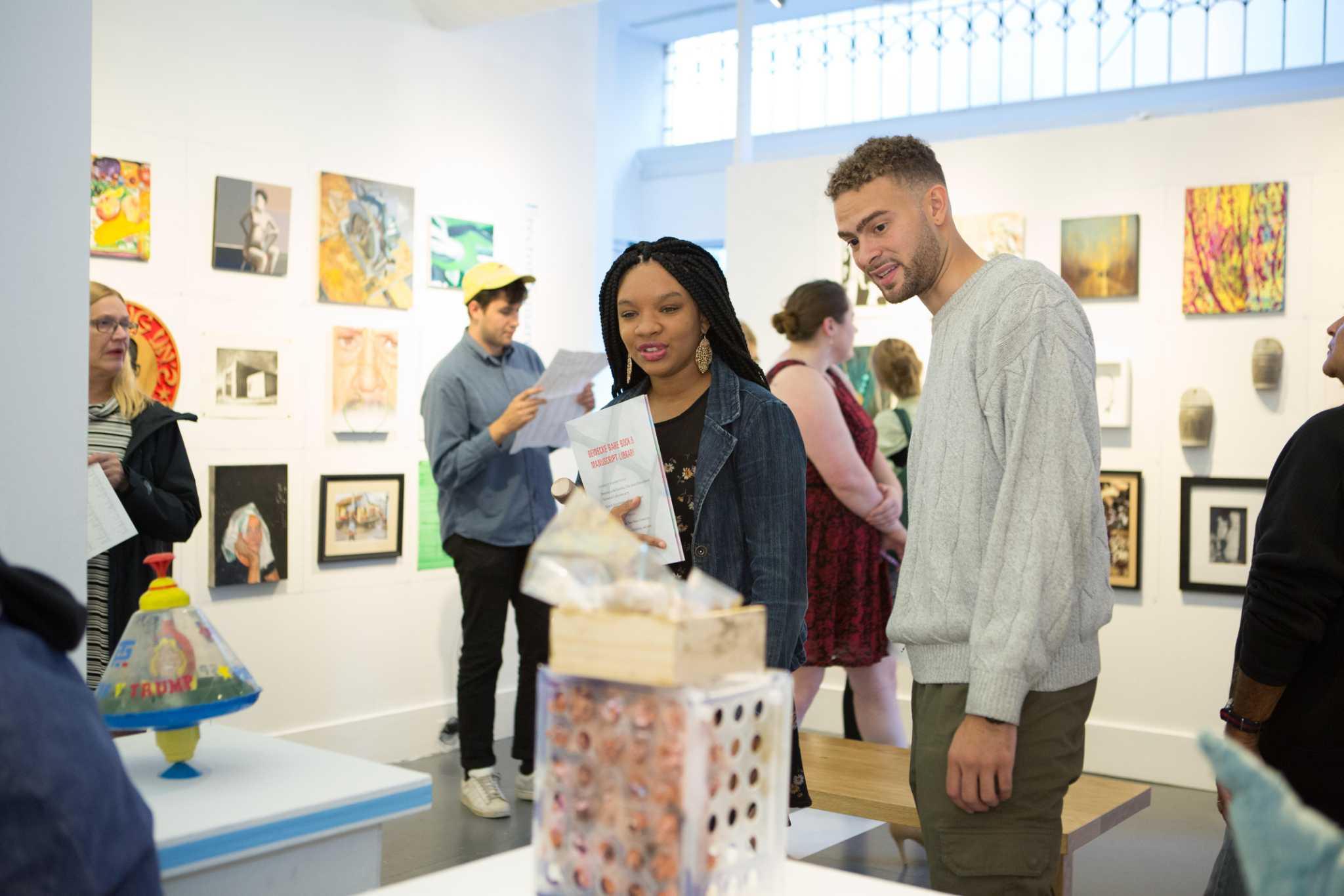 New Haven Arts Community Begins Monthlong City Wide Open Studios Newstimes