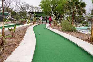 Cool Crest celebration:  Cool Crest Miniature Golf has been operating since 1929, and to celebrate its 90th year of business, the mini golf course is throwing an anniversary party that coincides with National Mini Golf Day. The party will include a commemorative photo area, hole-in-one contests, and food and drinks for purchase.     Noon Saturday, Cool Crest Miniature Golf, 1402 Fredericksburg Road. 210-732-0222, coolcrestgolf.com     — Polly Anna Rocha