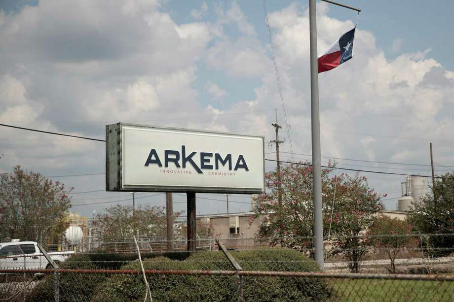 The Arkema chemical plant — already facing multiple lawsuits over explosions of a volatile chemical in the aftermath of Hurricane Harvey — is under criminal investigation by the Harris County District Attorney's Office, officials confirmed Friday. Photo: Scott Olson /Getty Images / 2017 Getty Images