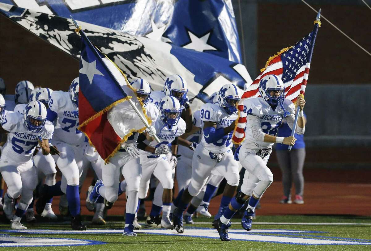No. 20 MacArthur Brahmas Record: 4-5 6A Region IV District 26 Opponents with a winning record: 7 Week 10 result: W- MacArthur 35, Churchill 16