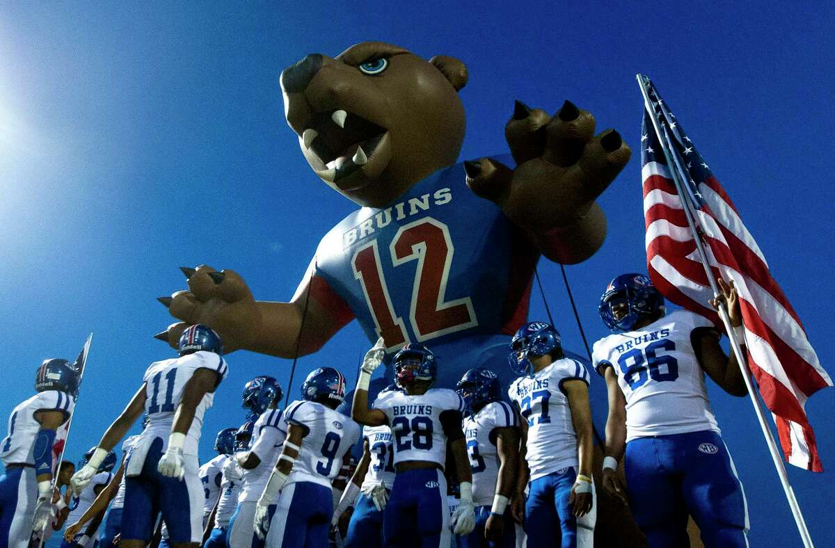 West Brook Bruins Rank: 2 Record: 4-0 Last Week: 2 (beat College Park 51-3) Classification: 6A Next: at The Woodlands