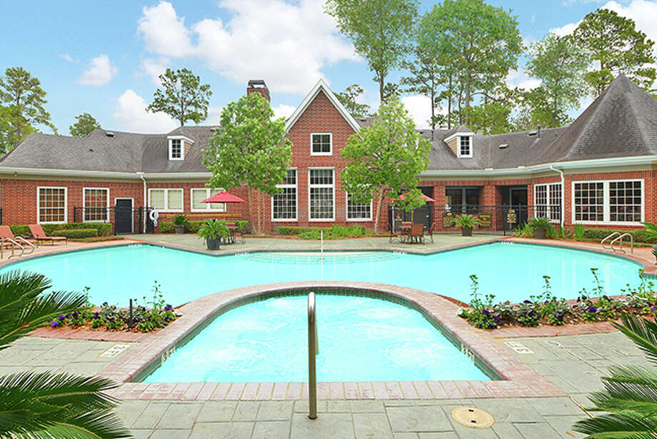 Houston-based Hilltop Residential has purchased the 384-unit Villages of Cypress Creek apartments at 10300 Cypresswood.  The property consists of 25, three-story buildings with residential units averaging 975 square feet. Photo: HFF