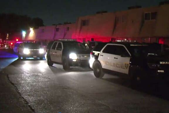 A man was found shot Friday night in the head and the abdomen in northwest Houston, according to the Houston Police Department.