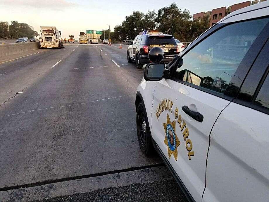 CHP patrol auto fatally hits Burlingame man in San Mateo