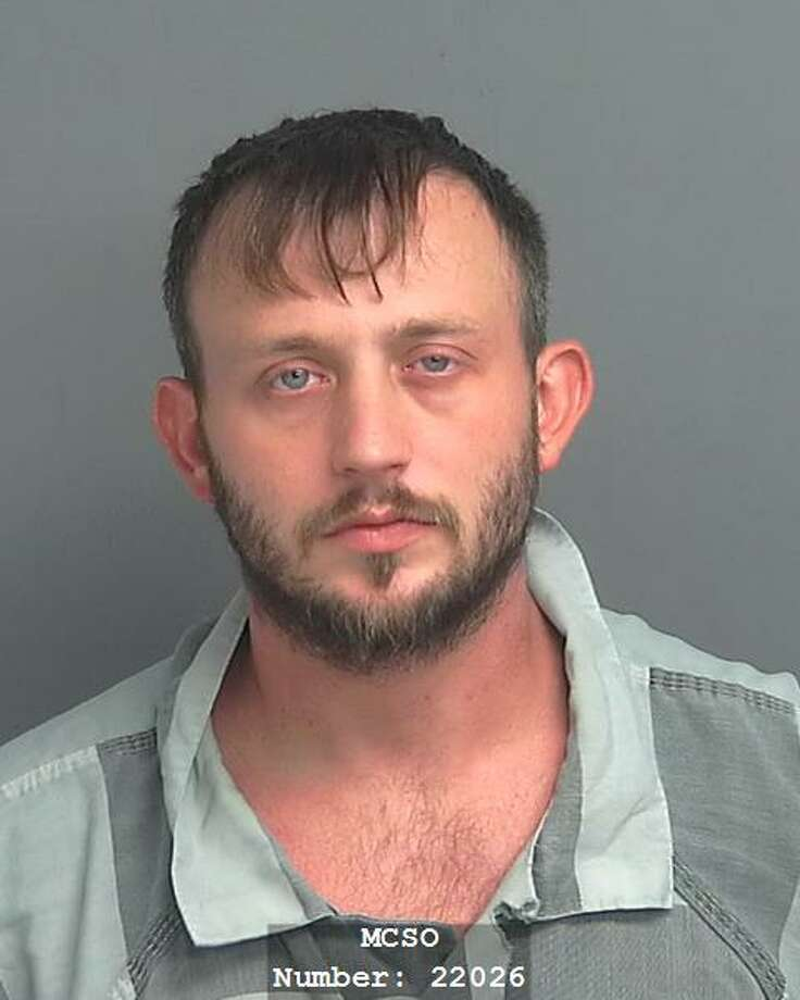 A man has been arrested for arson after a house he shared with another man burned earlier this week in East Montgomery County, according to  the sheriff's office. Aaron Phillips, 30,  was charged with arson on Saturday, according to jail records for the Montgomery County Sheriff's Office. His bail was set at $150,000.