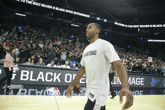 Kawhi Leonard is positioned to sign a huge deal with the Spurs.