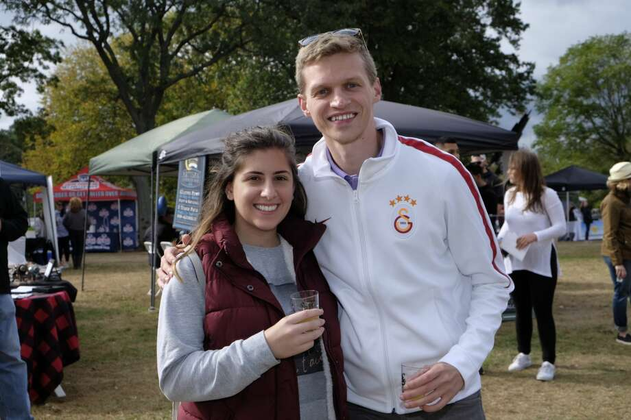 The Last Taste of Summer craft beer festival was held at Roger Sherwin Baldwin Park in Greenwich on September 30. Festival goers enjoyed more than 80 beer pours, food trucks, live music and lawn games. Were you SEEN? Photo: Dawn Kubie