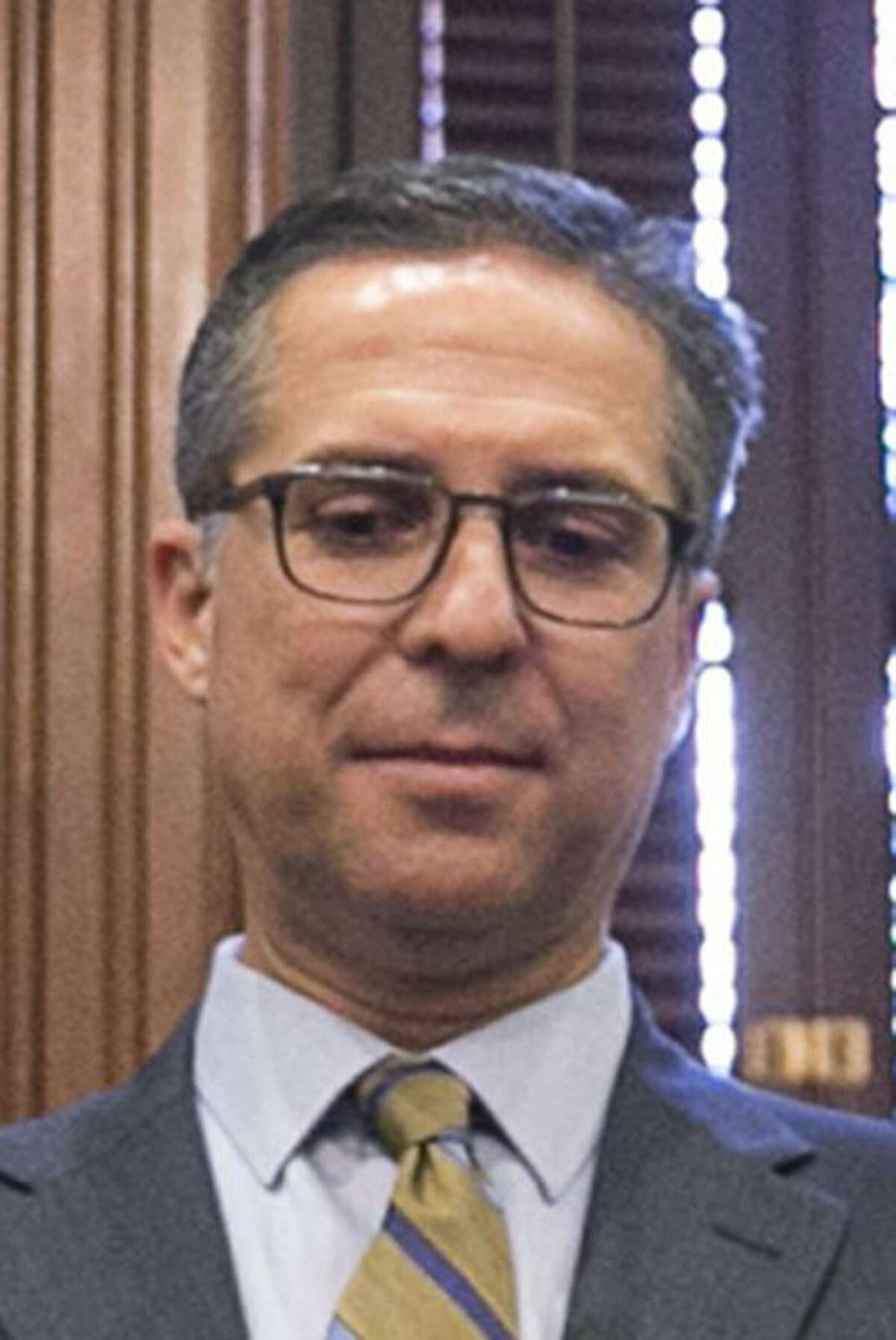 Luis Saenz begins his new job as Gov. Greg Abbott's chief of staff today.