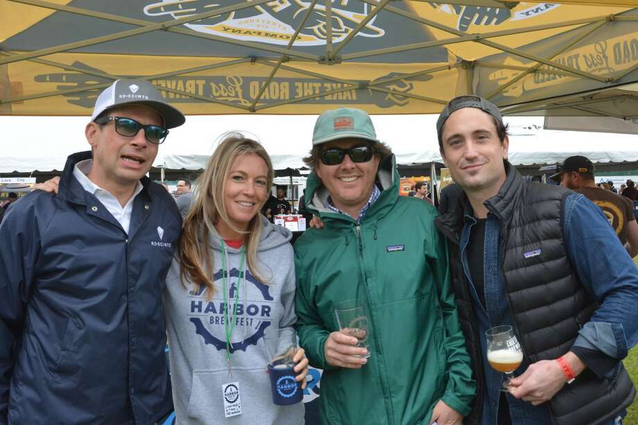 The sixth annual Harbor Brew Fest was held at the Ballpark at Harbor Yard in Bridgeport on September 30, 2017. Festival goers enjoyed beer tastings, food trucks, entertainment and more. Proceeds will be donated to Harbor Light Foundation, Inc., a non-profit organization dedicated to providing safe and beneficial programming for children with autism. Were you SEEN? Photo: Vic Eng / Hearst Connecticut Media Group
