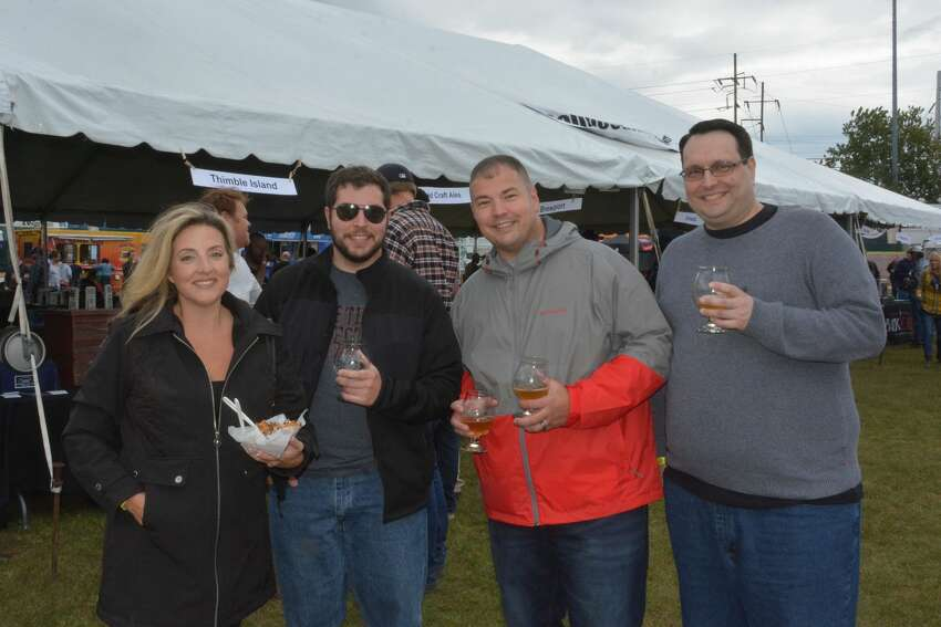 The sixth annual Harbor Brew Fest was held at the Ballpark at Harbor Yard in Bridgeport on September 30, 2017. Festival goers enjoyed beer tastings, food trucks, entertainment and more. Proceeds will be donated to Harbor Light Foundation, Inc., a non-profit organization dedicated to providing safe and beneficial programming for children with autism. Were you SEEN?