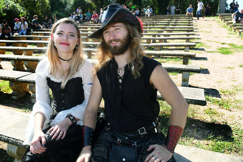 PHOTOS: Texas RenFest unveils a new themed weekend It's that time of year again when the Texas Renaissance Festival is looking for seasonal help for the upcoming nine-week season of fun in the forest.  >>>See the faces that attended last year's first-ever cosplay-friendly 'Heroes and Villians' weekend... Photo: Jerry Baker/Houston Chronicle
