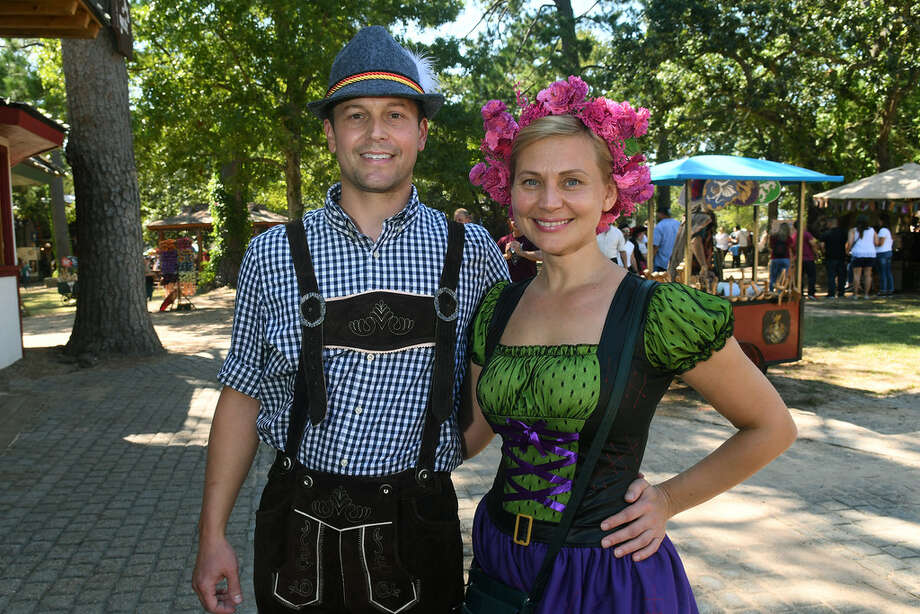 BY THE NUMBERS: Texas Renaissance FestivalRenFest has a new amenity for 2018 - a transportation hub in Conroe will allow visitors to park there and ride to the festival. 