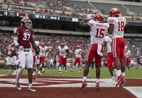 QB Kyle Postma expected to start for Houston against SMU
