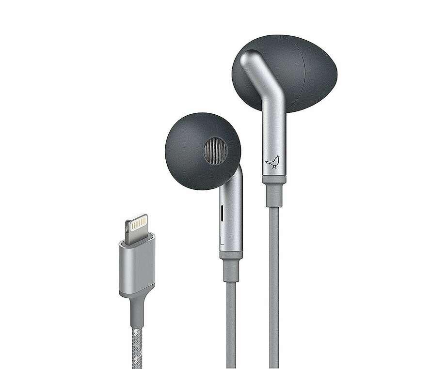 Libratone Q Adapt In-Ear Earphones, $149 from www.libratone.com. Photo: Libratone
