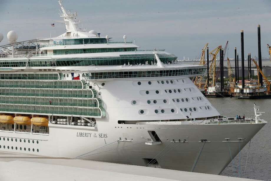 A suit filed in Florida's Southern District offers a class-action claim on behalf of Canadian traveler Nikki McIntosh and all similarly situated passengers who booked Aug. 27 trips on the Royal Caribbean's Liberty of the Seas, shown here in this 2015 photo. Photo: Houston Chronicle File Photo / © 2015 Thomas B. Shea