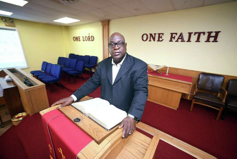 Outspoken New Haven minister takes on interim role at