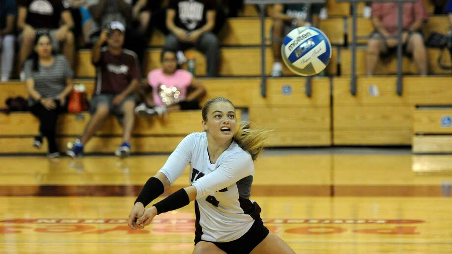 Lacy Asdourian and the Dustdevils lost 3-1 in their home opener to Lubbock Christian Saturday. Photo: Courtesy Of TAMIU Athletics