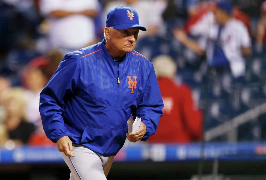 Mets skipper Terry Collins to resign, move to front office role