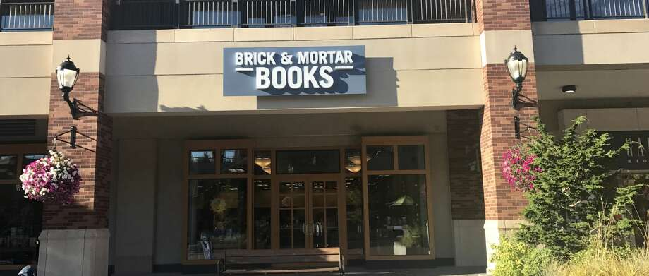 Brick & Mortar Books opened up in Redmond this year, to replace the hole in the community left by the Borders at Redmond Town Center. Photo: Courtesy Of Brick & Mortar