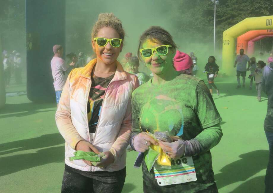 Were you Seen at the Color Me Rad 5K at the Saratoga Spa State Park in Saratoga Springs on Sunday, Oct. 1, 2017? Photo: Gary McPherson - McPherson Photography