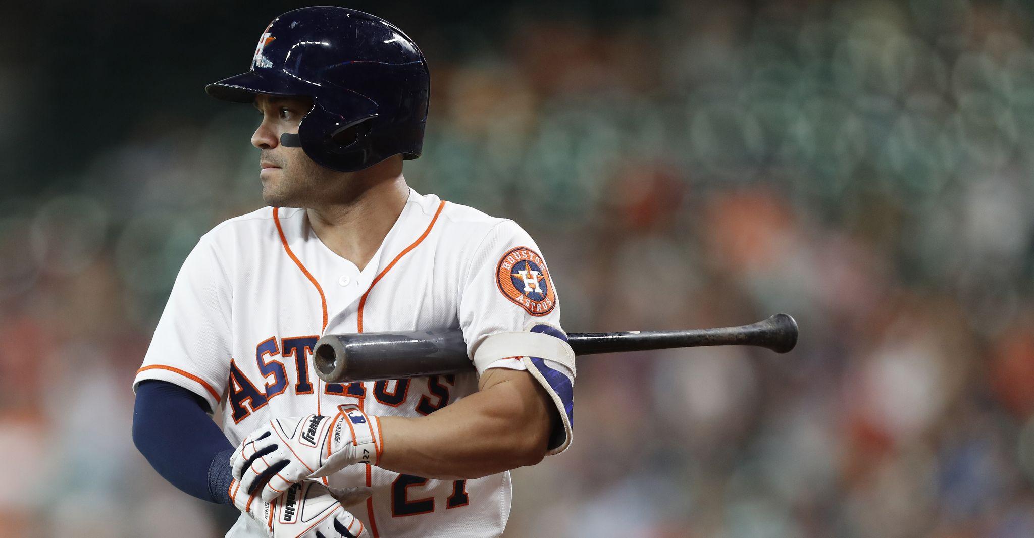 d1de77903 Astros  Jose Altuve wraps up third batting title in four years -  HoustonChronicle.com